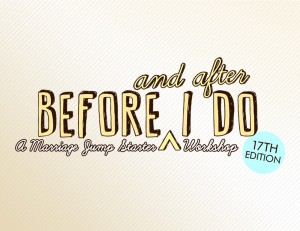 Before and After I Do workshop Logo