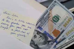 Cash & Note
