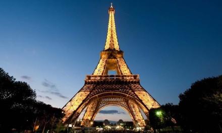 Being Grateful (in Paris)