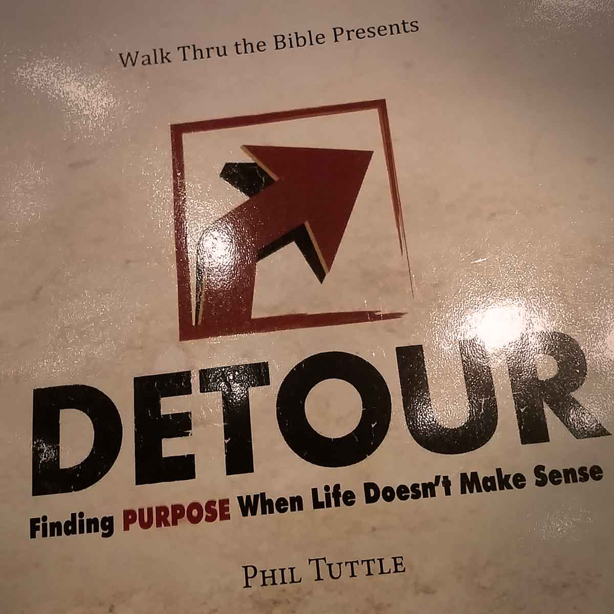 The Detours in our lives