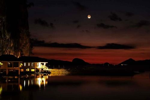 #elnidolagen #elnido #sunset